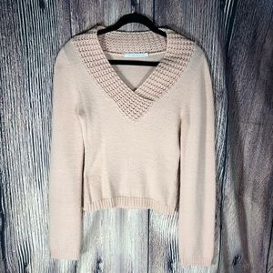 Charlotte Russe Pink Sweater